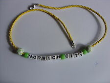 Norwich City Football Perla Collar