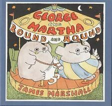 George and Martha Round and Round by Marshall, James, Good Book