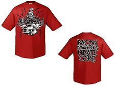 ALESTORM - Bacon Powered Pirate - T-Shirt - Größe Size XXL - Neu