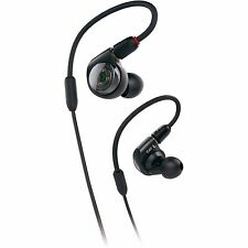 AUDIO-TECHNICA ATH-E40 E-Series Professional Monitor Earphones AUTHORIZED DEALER