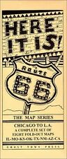 Here It Is! The Route 66 Map SeriesMap– May 25, 2005 Jim Ross 8 Map Series