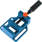 Cast Aluminium Notched Pillar Drill Press Vice 65mm Jaw Opening - WITH GUARANTEE
