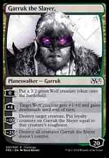 Garruk, the Slayer JUMBO OVERSIZED PreRelease  Challenge Card NM M15  2015  MTG