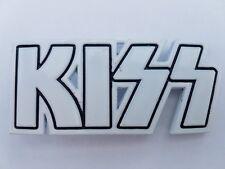 Gürtelschnalle Kiss Wechselgürtelschnalle Belt Buckle NEU dt.Händler Rock n Roll