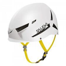 Casco Via Ferrata Arrampicata Alpinismo SALEWA VEGA Helmet White L/XL