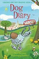 Dog Diary (First Reading) (Usborne Very First Reading),VERYGOOD Book