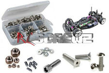 RC Screwz HPI009 HPI Racing Super Nitro RS4 Stainless Steel Screw Kit