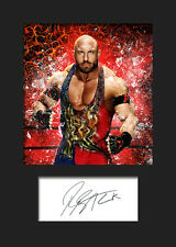 RYBACK #1 (WWE) Signed (Reprint) Photo A5 Mounted Print - FREE DELIVERY