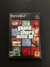 Grand Theft Auto III GTA 3 PS2 COMPLETE