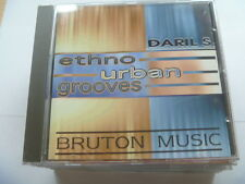 DARIL S ETHNO URBAN GROOVES BRUTON  RARE LIBRARY SOUNDS MUSIC CD