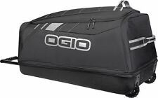 OGIO SHOCK WHEELED BAG MOTOCROSS GEAR BAG STEALTH BLACK LUGGAGE BAG BIKE UTV ATV