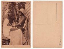 LEHNERT & LANDROCK,Mädchen Junge Liebespaar Arab girl a.boy Ethnic Type c1915
