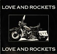 "LOVE AND ROCKETS motorcycle BEG 224T uk beggars banquet 12"" PS EX/EX"
