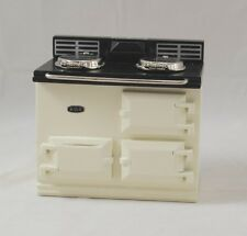 AGA Cook Stove - Beige - 1.779/6 Reutter miniature dollhouse wooden 1/12 scale