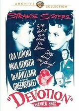 DEVOTION (1946 Ida Lupino) Region Free DVD - Sealed