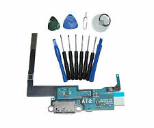 Samsung Galaxy Note 3 AT&T N900A USB Dock Charger Charging Port Flex Cable+Tools