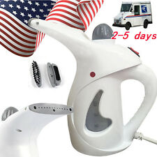 New Portable Steamer Fabric Clothes Garment Steam Iron Handheld Travel USA Ship