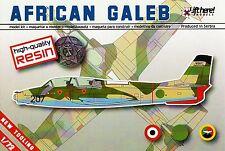 lhm011/ Lift Here Models - SOKO G-2A-E - African Galeb - Resin - 1/72 - RARITÄT
