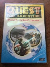 Quest For Adventure Discovering Our World's Mysteries!