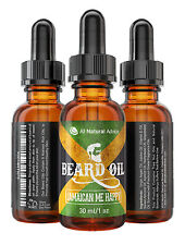 Bear Oil - All-Natural and Organic Leave-In Conditioner - Jamaican Me Happy