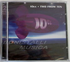 10 CC - TWO FROM TEN - 2 CD Sigillato