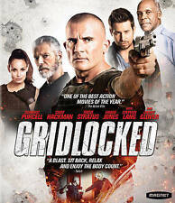 Gridlocked (Blu-ray) Dominic Purcell/Trish Stratus/Vinnie Jones BRAND NEW SEALED