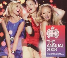 Ministry of Sound - The Annual 2008 (3CD) 24HR POST!!