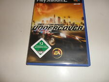 PlayStation 2  PS 2  Need for Speed: Undercover (4)