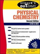 Schaum's Outline of Physical Chemistry 2nd Edition