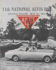 Alvis Day original Programme 11th National event at Crystal Palace May 1st 1966