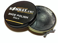 Military High Gloss Parade Boot & Shoe Polish by Kombat, Army Cadet, CCF, TA