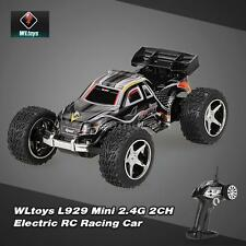 Brand New Gift WLtoys L929 Mini 2.4Ghz 2CH Electric RTR RC Stunt Car Gift I7H0