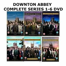 DOWNTON ABBEY COMPLETE COLLECTION 1 2 3 4 5 6 SERIES 1-6 NEW SEALED UK R2 DVD