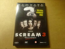 DVD / SCREAM 3