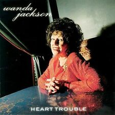 Heart Trouble by Wanda Jackson (CD, Oct-2003, CMH Records)