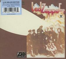 Led Zeppelin II (2014 Reissue) (Deluxe Edition) von Led Zeppelin (2014), 2 CDs