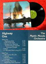 LP Mystic Moods Orchestra: Highway One (Warner Bros. BS 2648) US 1971