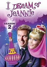 I Dream Of Jeannie - The Complete Second Season (DVD, 2014, 3-Disc Set)