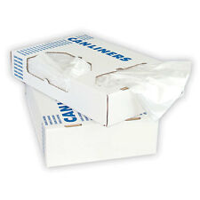 New 500 Trash Can Liners 33 Gallon Garbage Bags