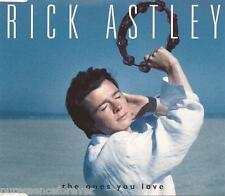 RICK ASTLEY - The Ones You Love (UK 3 Track CD Single)