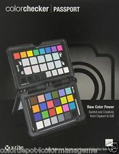 X-Rite ColorChecker Passport Photo MSCCPP - Camera Calibrator
