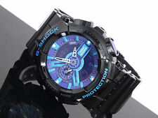 Casio G-Shock Men's Black X Large Sport Analog Digital Watch #GA110HC-1A