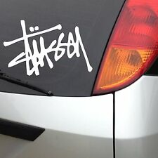 3 X STUSSY Auto Laptop Adesivi Decalcomanie finestra Surf Van Grafica in Vinile ca1