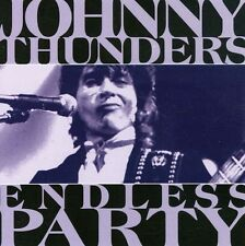 Johnny Thunders - Endless Party [New CD]