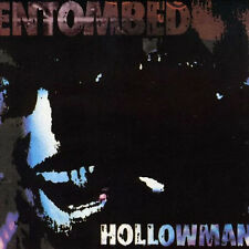 ENTOMBED - Hollowman LP - Black Vinyl - SEALED new copy Earache FDR
