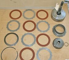 TH400 Clutch Input Drum with Main Shaft Turbo 400