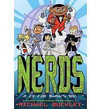 M Is for Mama's Boy (NERDS (National Espionage, Rescue, & Defense Society) - boo