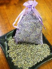 LAVENDER GRADE A  ORGANIC DIED BUDS  4OZ  STRONG BLUE CULINARY/ CRAFTS/COOKING