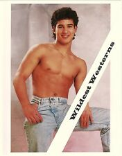 MARIO LOPEZ sexy PHOTO shirtless Latino beefcake GAY INTEREST barechested hunk