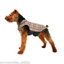 Hunde Mantel English Style - Hundemantel mit TEFLON®- Größe 26 - 16503
